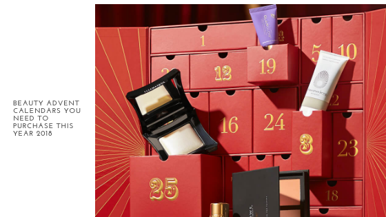 Beauty advent calendars you need to purchase this year